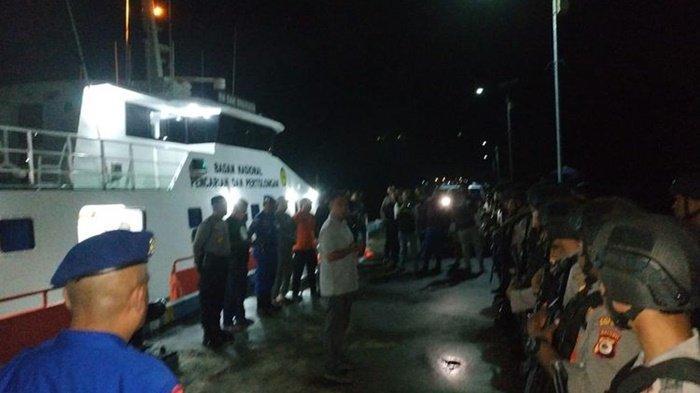 3 ABK 'Pembajak' KM Mina Sejati di Laut Aru Bersenjatakan Parang, TNI AL Upayakan Penyelamatan