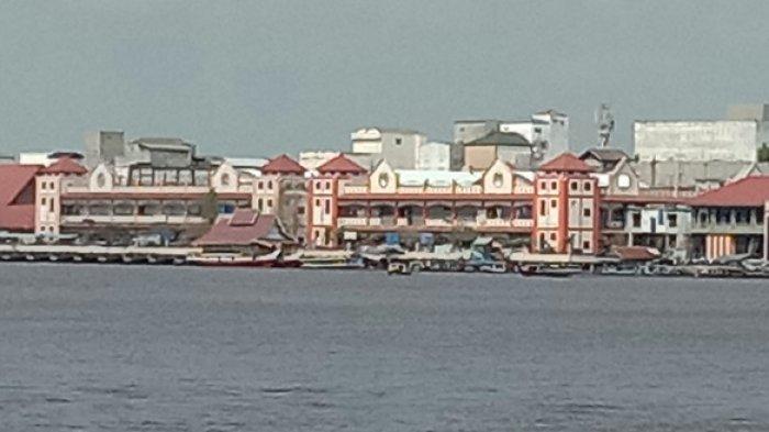 Terkesan Mubazir, Operasional Pasar di Kotim Kalteng yang Dibangun Miliaran Rupiah Tak Optimal