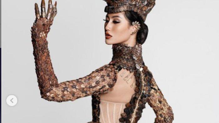Daftar Fakta Ayu Maulida yang Terhenti di Top 21 Miss Universe 2021, Sempat Tak Direstui Ibu