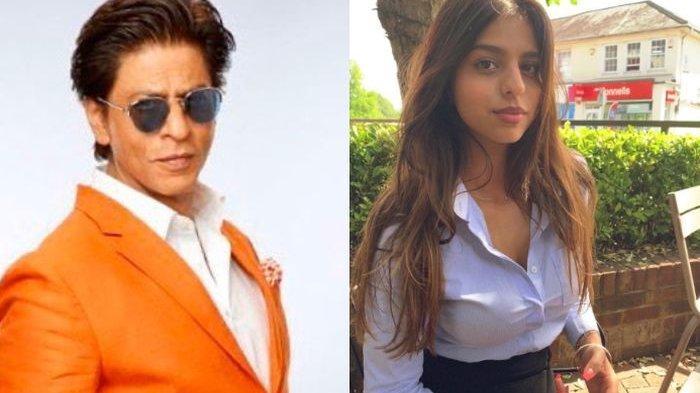 Foto Wajah Putri Shah Rukh Khan Saat Latihan Tari Perut, Suhana Disorot Kala India Lockdown Corona