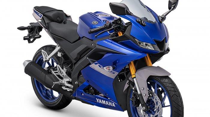 R15 Metallic Blue