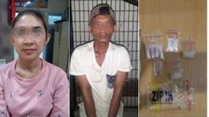 Narkoba Kalsel, Digerebek di Rumah, Ibu Muda di Martapura Ini Simpan 9 Paket Sabu di Tempat Tidur