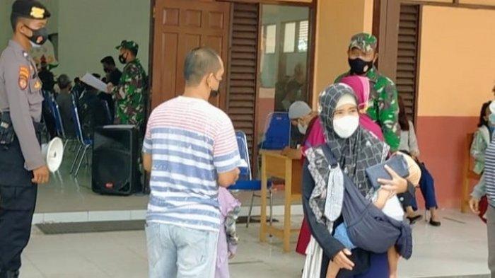 Bolak-Balik Gagal Divaksin Covid-19, Ibu Muda di Palangkaraya Kalteng Ini Kecewa Vaksin Habis