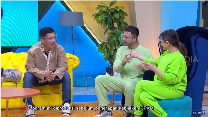 Raffi Ahmad, Nagita Slavina dan Gading Marten