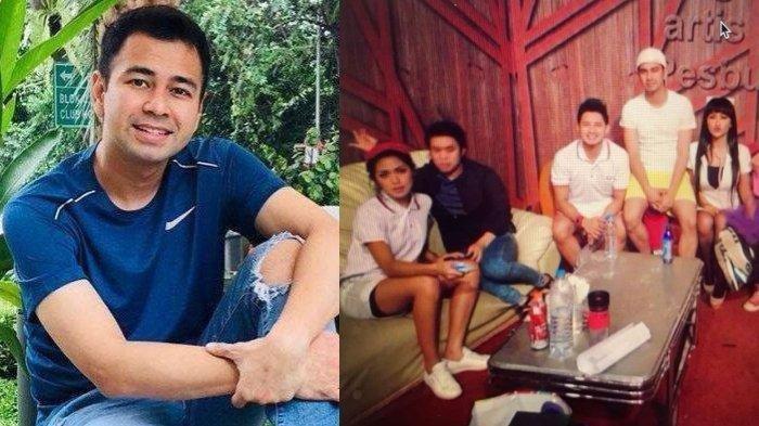 Raffi Ahmad Posting Penampakan Julia Perez dan Olga Syahputra di Medsos, Jedar Beri Komentar