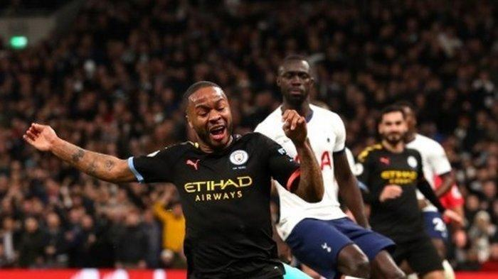 Link TV Online Streaming Tottenham vs Man City, Liga Inggris Siaran Langsung NET TV