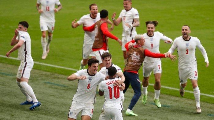 Harry Kane Pasang Target Inggris di Final Euro 2021, Berharap Kembali ke Wembley