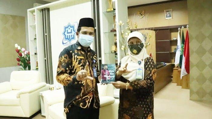 Komunitas IPTL Kabupaten Tala Ajak Penulis Pemula untuk Bikin Buku