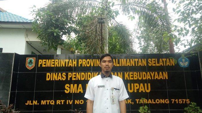 Semangat Rajudin di Kabupaten Tabalong Mencerdaskan Anak Bangsa