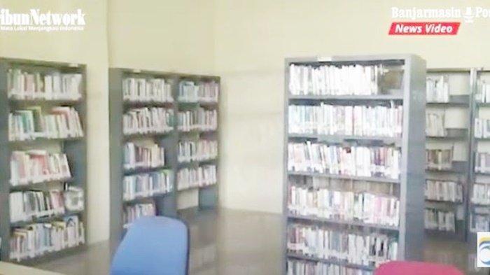 Perpustakaan Daerah Kabupaten Tapin Sediakan 19 Ribu Buku