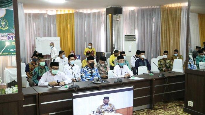 Pj Gubernur Kalsel Launching Pelaksanaan MTQN Ke-33 Tingkat Kalsel di Tanbu