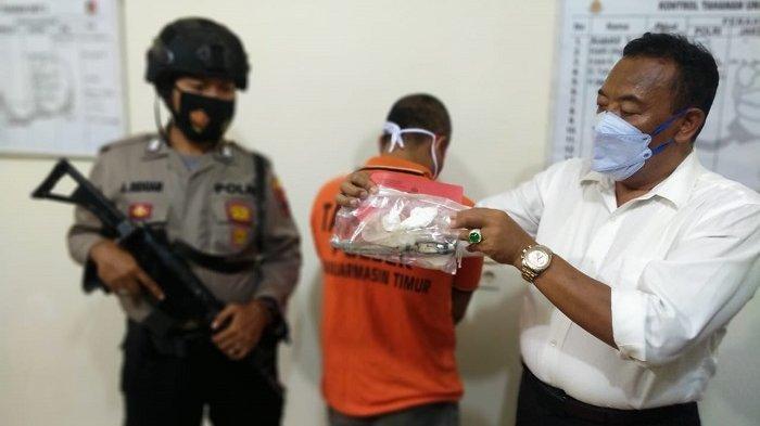 Pembunuhan di Kalsel, Pemuda Banjarmasin Ini Ditangkap Usai Habisi Seteru, Ternyata Ini Motifnya