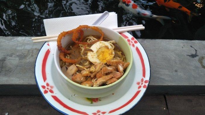 Kuliner Kalsel, Ramen ala Nobis Coffee Jadi Menu Favorit Pencinta Makanan Jepang