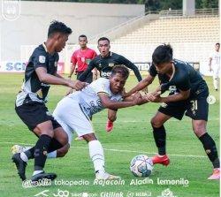 Hasil Liga 2, Dewa United Hancurkan Rans Cilegon FC 3-1, Kartu Merah Biang kekalahan