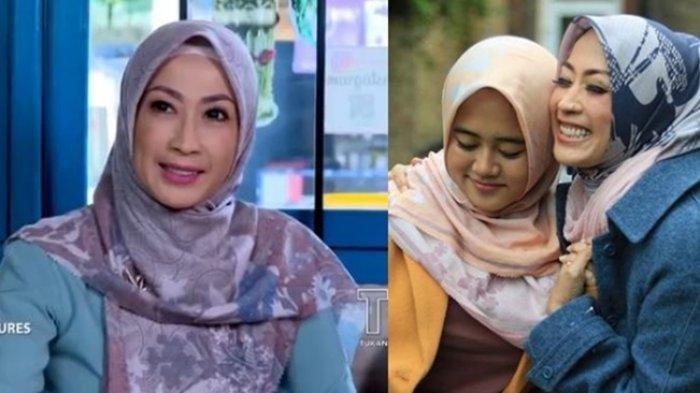 Sayangi Arya Saloka dan Putri Anne, ini Ranty Purnamasari Pemeran Emak Mae Tukang Ojek Pengkolan