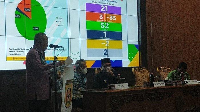 DPRD Banjarbaru Soroti Kualitas Pembelajaran Daring, Sekolah rusak hingga Virus Corona