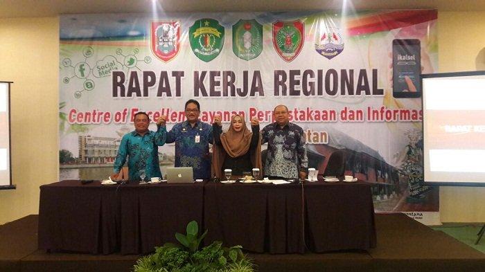 Perpustakaan Se-Kalimantan Sepakat Buat Portal Informasi Bersama