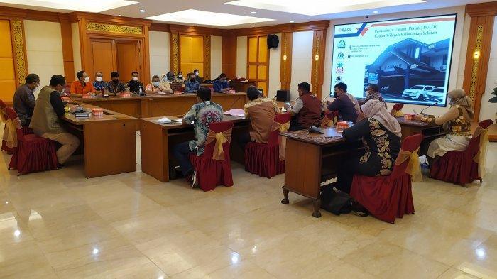 Senin Besok PPKM Level IV Mulai Diberlakukan di Banjarbaru, PKL Dibubarkan Pukul 21.00 Wita
