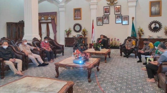 Pembelajaran Tatap Muka di Kabupaten Tapin Ditunda, Pembelajaran Jarak Jauh Diteruskan