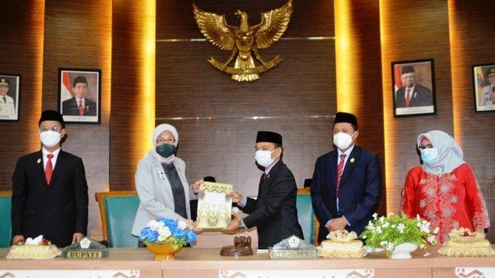 Bupati Noormiliyani AS Berterimakasih atas Kearifan DPRD Kabupaten Batola