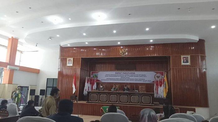DPRD Kotabaru Sampaikan 40 Rekomendasi, Diantaranya Pengelolaan Parkir Tidak Maksimal