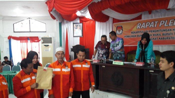 Ternyata yang Memilih Kotak Kosong Ketimbang Calon Petahana Tersebar di 11 Kecamatan di Tapin
