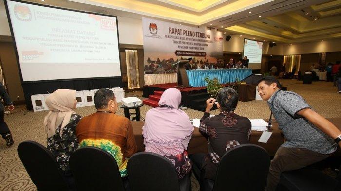 Hasil Real Count KPU Pilpres 2019 Jokowi-Maruf Amin vs Prabowo Sandi: 100 Persen di 30 Provinsi