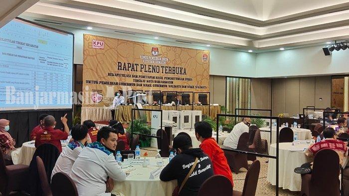 Terkait Laporan Tim AnandaMu, Bawaslu Banjarmasin Sudah Panggil 100 Orang
