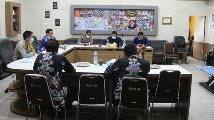 Polres Kapuas Siapkan Pembentukan Tim Saber Pungli di Kabupaten Kapuas