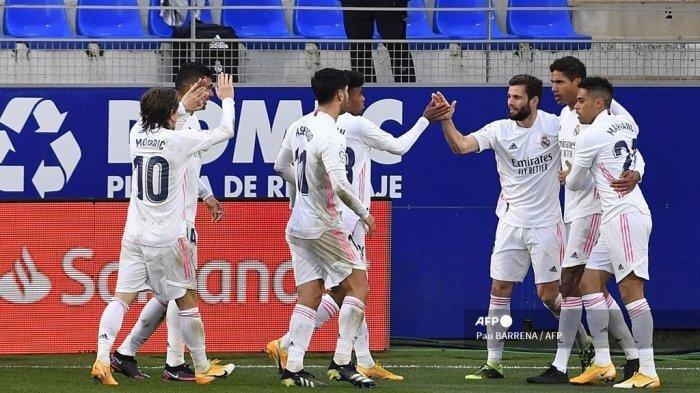Duel Madrid vs Real Sociedad di La Liga, Ini Link Live Streaming Tayang Dini Hari Nanti