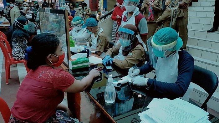 Empat Kabupaten di Kalteng Alami Kenaikkan Jumlah Kasus Covid-19