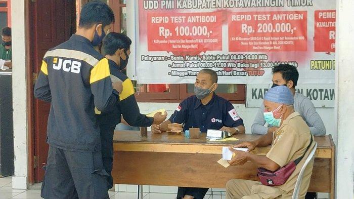 Cegah Penyebaran Covid-19, Tamu Hotel di Kalteng Akan Diswab Rapid Tes Antigen Gratis