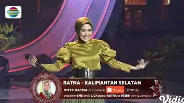 Dewi Perssik Selalu Nantikan Ratna Lida 2021, Penyanyi Kasel Ini Dipuji Nassar dan Rita Sugiarto