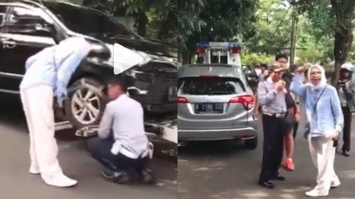 """Tak Terima Mobilnya Diderek, Ratna Sarumpaet Kirim Somasi ke Dishub DKI, """"Masyarakat Jadi Korban"""""""