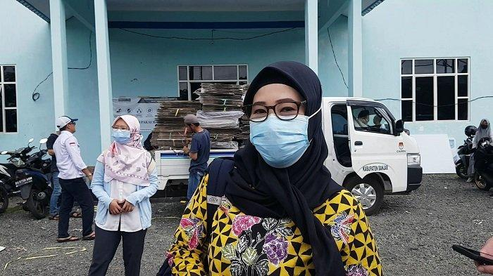 PSU Pilgub Kalsel, Distribusi Logistik di Gudang KPU Banjar Dipantau Utusan KPU RI