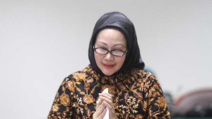 Ratu Atut  dan Zumi Zola Ajukan PK, KPK Ingatkan Fenomena Jadi Perhatian Khusus