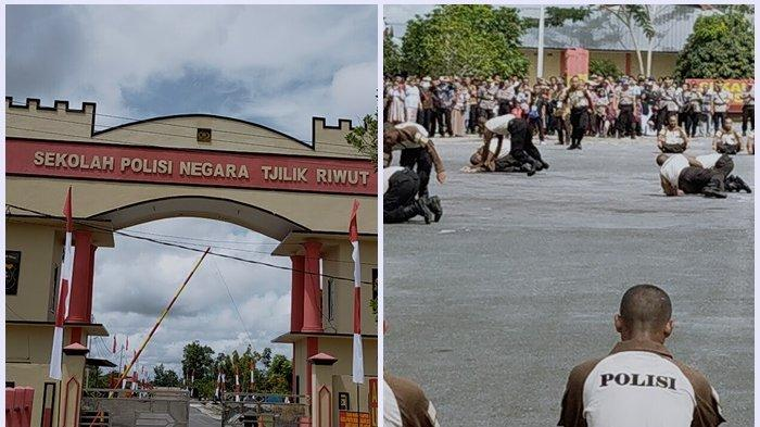 KaltengPedia : SPN Tjilik Riwut Tempat Pendidikan Anggota Polri Polda Kalteng