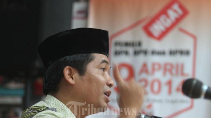 Ray Rangkuti : Soal Dugaan Kecurangan TSM pad Pilpres 2019, MK Juga Seharusnya Periksa Prabowo-Sandi