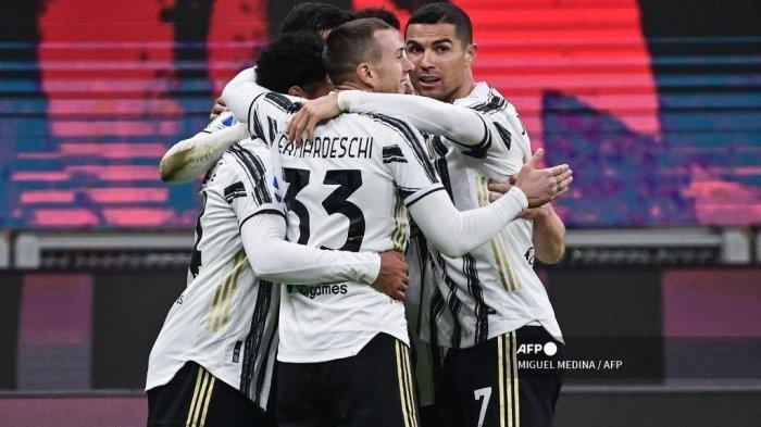 LINK TVRI! Live Streaming Juventus vs Inter Milan di TV Online Usee TV, Ronaldo Main di Coppa Italia