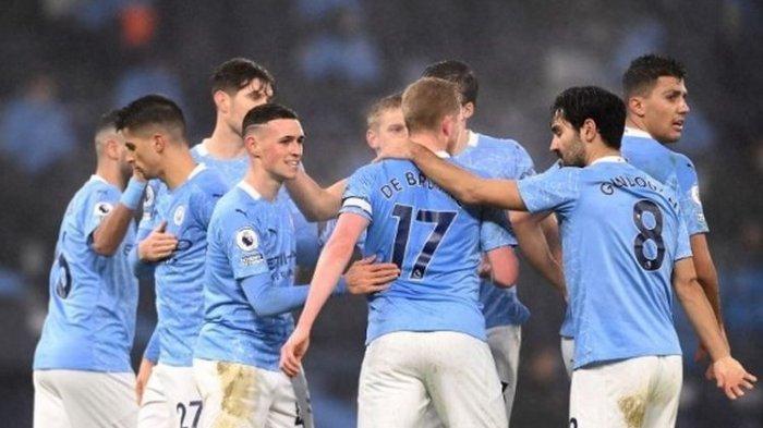 BERLANGSUNG Link TV Online Man City vs Tottenham Final Carabao Cup Malam Ini, Live Streaming Mola TV