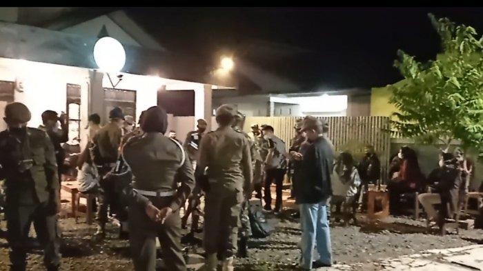 Terungkap dalam Razia Prokes, 2 Kafe di Murung Pudak Tabalong Ternyata Belum Miliki TUDP