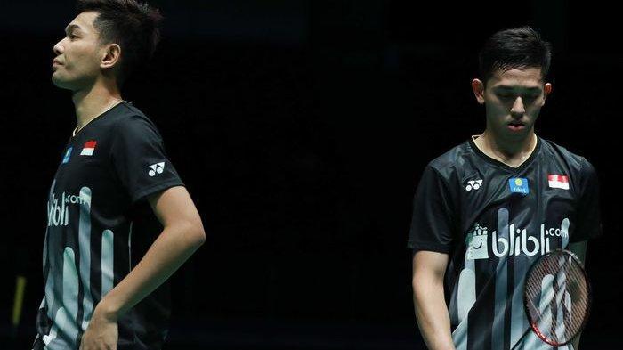 Hasil Australia Open 2019 - Babak Pertama Fajar/Rian Tersingkir, Wahyu/Ade Pijak Babak Dua