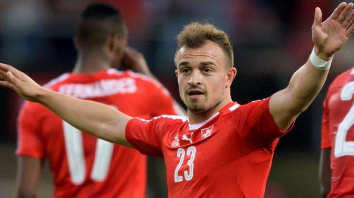 Hasil UEFA Nations League - Swiss Lolos ke Semifinal, Taklukkan Belgia dengan Skor 5-2