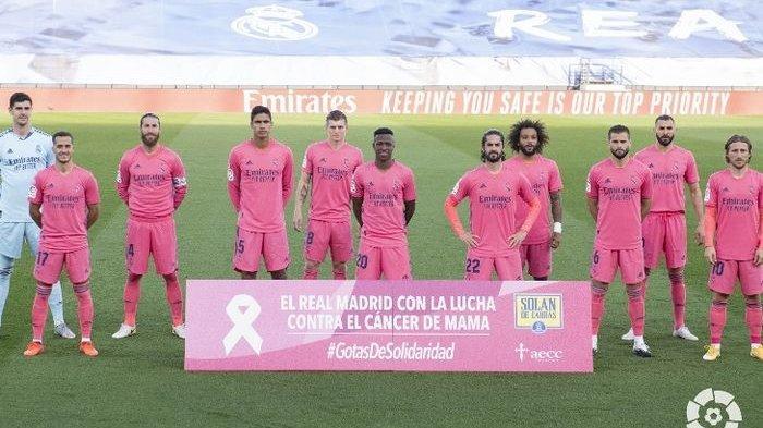 Hasil Lengkap Liga Spanyol - Real Madrid Kalah Menyakitkan, Barcelona Menderita
