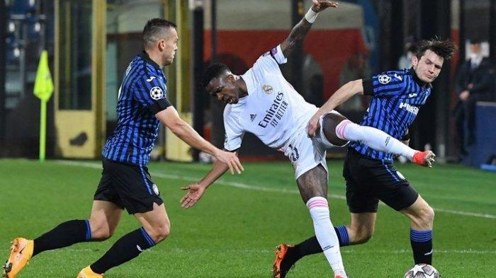 Daftar Pemain Real Madrid Kontra Inter Milan di UCL: Satu Bintang Absen Panjang, Vini & Benzema Siap