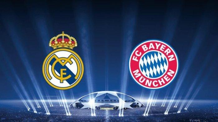 Cuplikan Gol Real Madrid vs Bayern Muenchen, Bawa Ronaldo Cs Melenggang ke Final Liga Champions