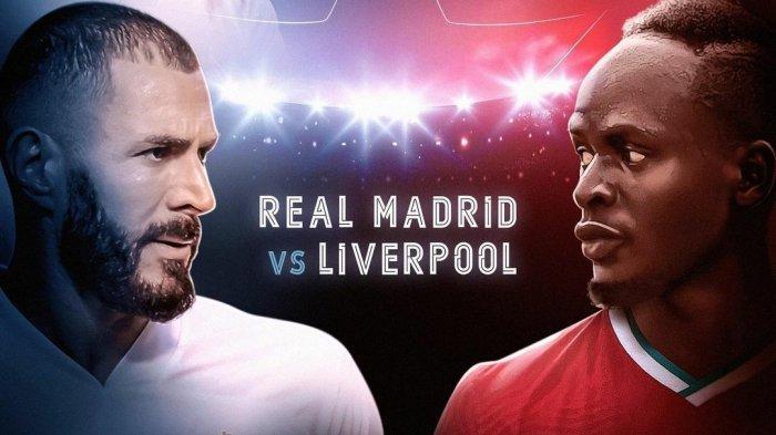 Liga Champions Real Madrid vs Liverpool Live SCTV, Sesumbar Salah Direspon Nacho : 'Dia Tak Bohong'