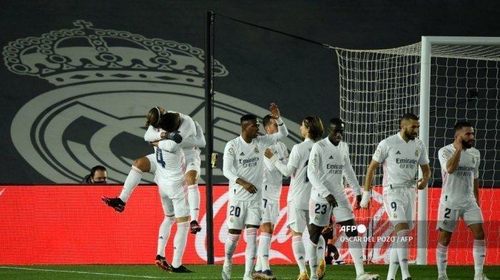 Jadwal Liga Spanyol Pekan 38 Real Madrid vs Villareal Live Bein 2, Valladolid vs Atletico