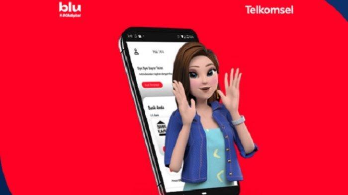 Paket Internet Murah Telkomsel, Ada Bonus Kuota Setiap Buka Rekening di Program REDIXBLU