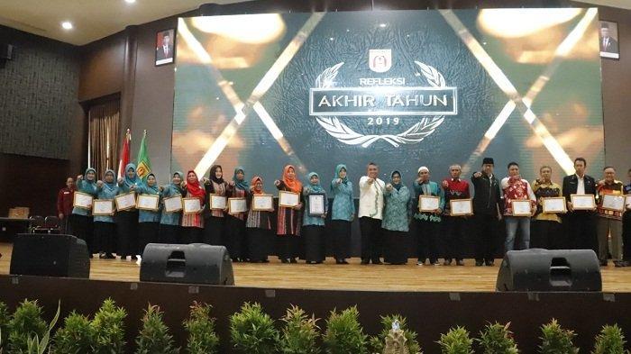 Refleksi Akhir Tahun 2019, Nadjmi Berharap Ini Kepada Forum RT RW di Kota Banjarbaru